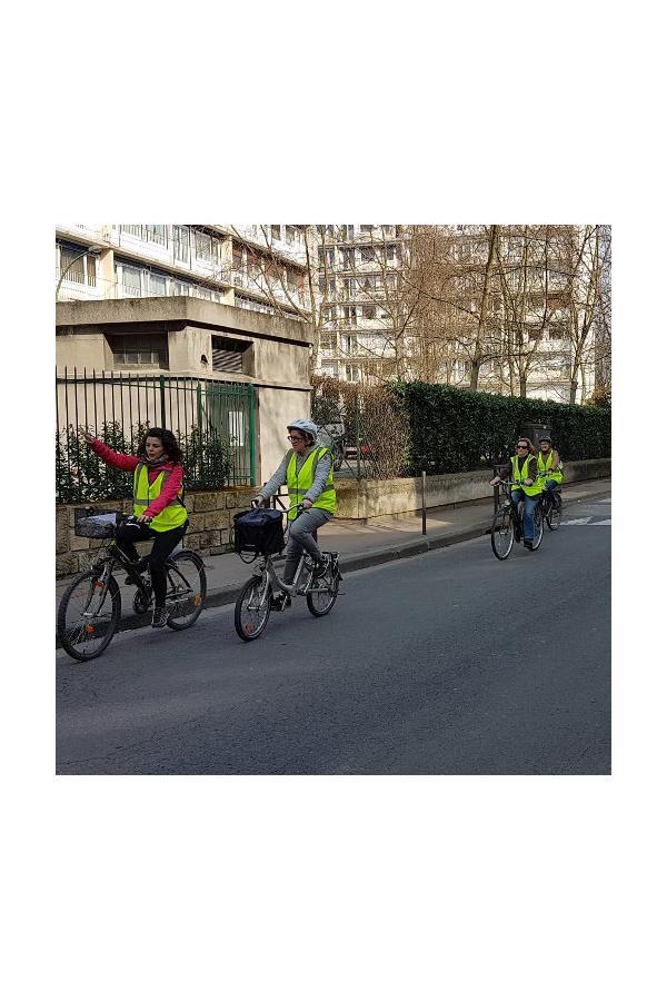 Balade v lo travers les 7 quartiers de vincennes - Office de tourisme vincennes ...