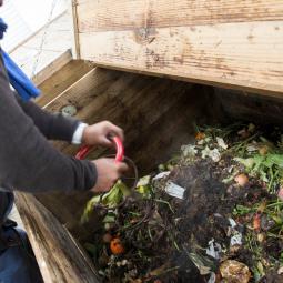 Atelier compostage avec Activille
