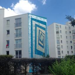 Street art avenue : cru 2018 ! Chemin de Compostelle