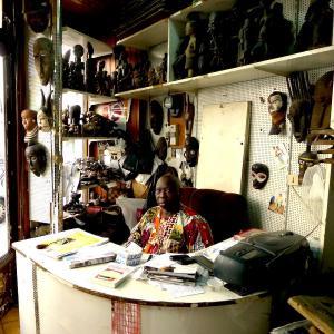 Malian culture Paris