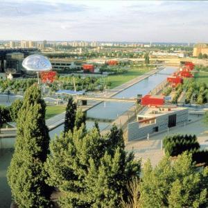 Architecture et reconversion sur le canal de l'Ourcq