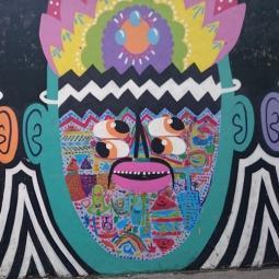 Street art tour: the murals of Paris's 13th arrondissement
