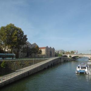 De la porte de la Villette à la porte de la Chapelle : transformations et poumons verts