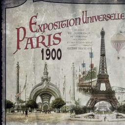 Conférence L'Exposition Universelle de 1900 à Paris