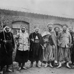 Le cimetière musulman et les soldats coloniaux de 14-18