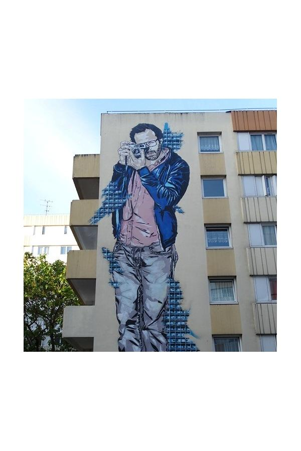 Paris Street Art Tour Murals Of The 13th District