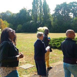 Passeurs de Culture : Les Castors du Jardin parisien de L'Haÿ-les-Roses