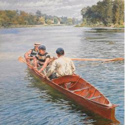 Atelier en famille autour du peintre des bords de Marne