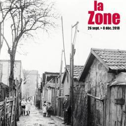 La Zone, exposition commentée de photos