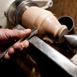Atelier initiation au tournage sur bois