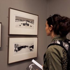Expo photo Pentti Sammallahti