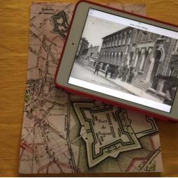 Sur les traces de la guerre 14 - 18 : une traversée de Fontenay