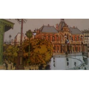 Paris Décor de BD : des Buttes-Chaumont au parc de Belleville