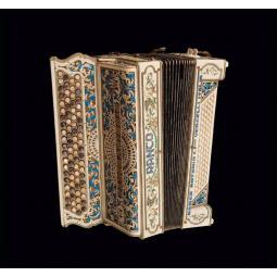 La Boîte d'Accordéon : dans l'atelier d'un facteur-restaurateur d'accordéons