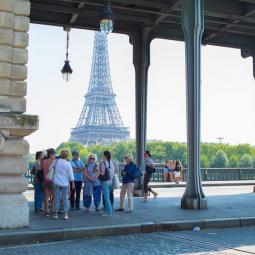 La Tour Eiffel fait son cinéma