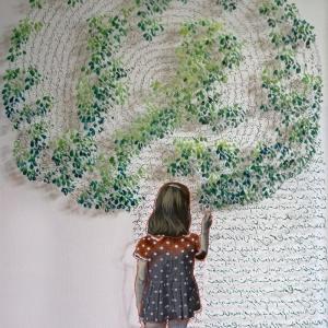 Exposition Quand la nature se dérobe à la Galerie HCE