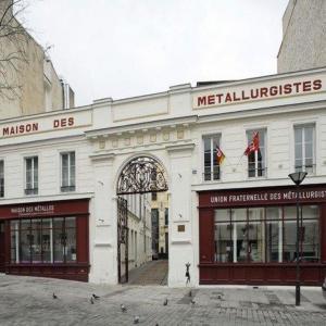 Randonnée du site de l'ancien Gibet de Montfaucon à  la Maison des Métallos