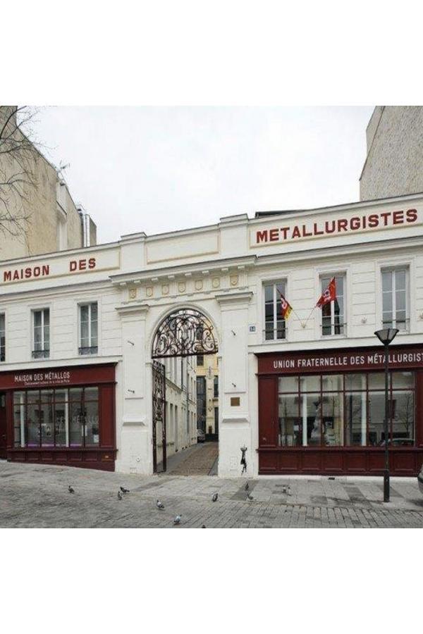 Randonnee A Paris Du Gibet De Montfaucon A La Maison Des Metallos