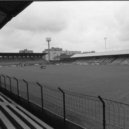 Le Stade Bauer à Saint-Ouen