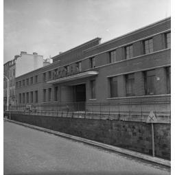 L'ancienne usine Ricqlès à Saint-Ouen
