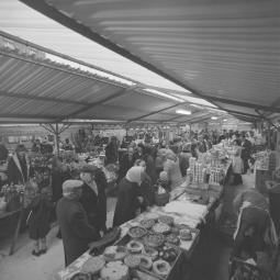 Le marché du Landy à Saint-Ouen