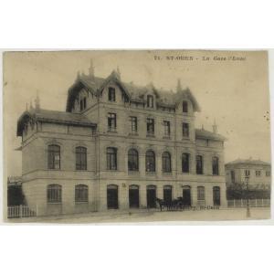 Pause patrimoine : la Gare Godillot