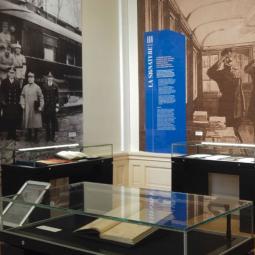 L'armistice de 1918, un document unique au monde