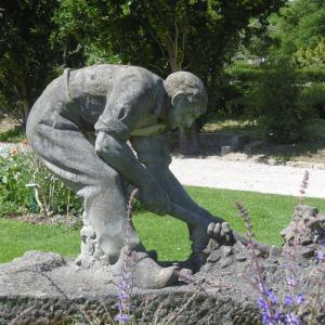 Visite de l'école et de l'arboretum du Breuil
