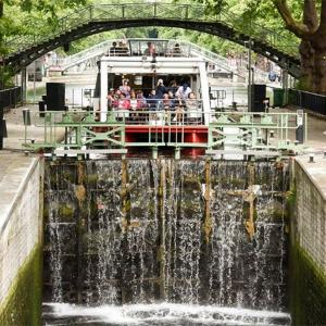 Croisière «Goûter Spécial Crêpes» sur le Canal St Martin et la Seine