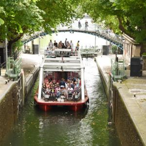 Croisière Goûter : Spécial Crêpes sur le Canal St Martin et la Seine