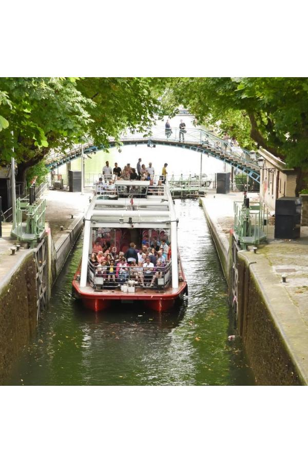 yesterday 39 s paris cruise on the canal. Black Bedroom Furniture Sets. Home Design Ideas