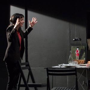 Des coulisses au spectacle : Un amour impossible au Centquatre-Paris, suivie d'une rencontre avec l'équipe artistique
