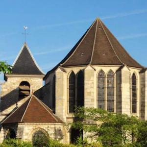 L'Eglise Saint-Pierre de Chennevières sur Marne