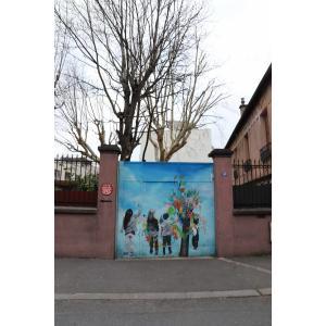 Parcours Street Art à Montreuil