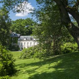 La maison de Chateaubriand - Domaine départemental de la Vallée-aux-loups