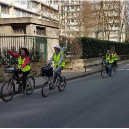 De Vincennes à Montreuil : Balade Street art à vélo