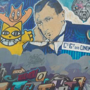 Street art à Montreuil