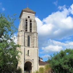 L'église Saint-Christophe : De la crypte au clocher-donjon