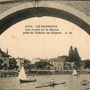 Les bords de Marne du Perreux-sur-Marne