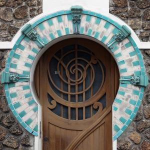 Art Nouveau and Art Deco Architecture