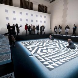 Si le temps est un lieu, exposition au Centquatre-Paris