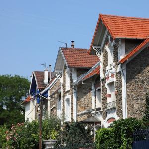 Architecture Art Nouveau et Art Déco à Nogent et au Perreux