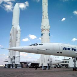 Le Concorde, du prototype à l'avion de ligne