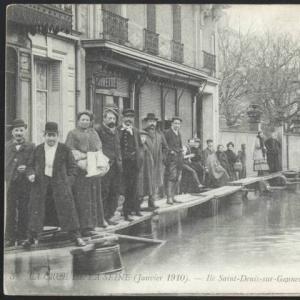 L'Ile-Saint-Denis et son environnement