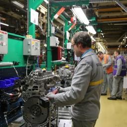 L'usine Renault de Choisy-le-Roi a 70 ans