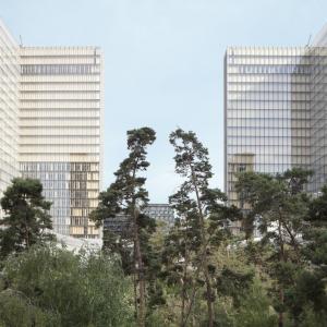Bibliothèque François Mitterrand © Emmanuel Nguyen Ngoc (BnF)
