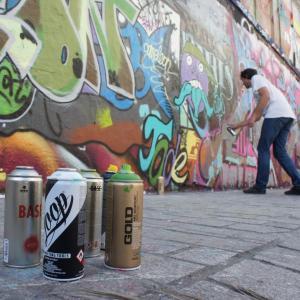 Atelier Graffiti - A vos Graffs, Prêts, Partez !