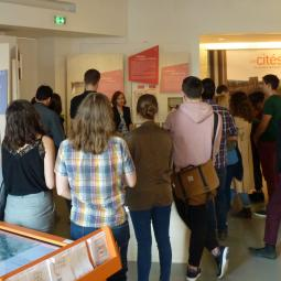 Visite guidée de l'exposition : les cités-jardins d'Ile-de-France une certaine idée du bonheur