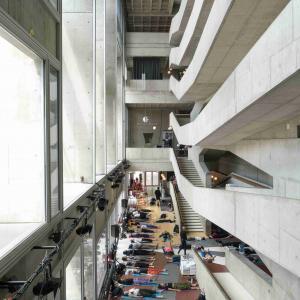 Danses et arts plastiques à l'honneur au Centre national de la danse