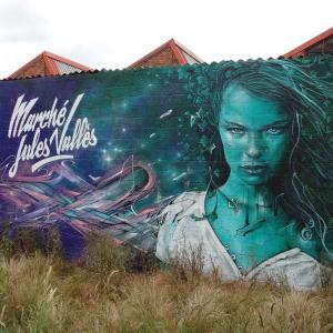 Graff aux Puces de Saint-Ouen